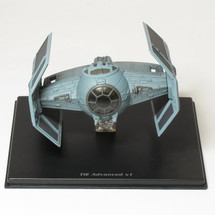 Darth Vader`s TIE Advanced x1 Star Wars Collection by De Agostini