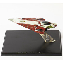 Obi Wan's Jedi Starfighter Star Wars Collection by De Agostini