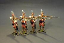 40th Regiment of Foot, Grenadiers, Set #1, Louisbourg Grenadiers