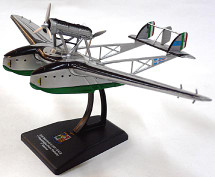 S.55 Diecast Model I-BALB, Italo Balbo, Chicago, IL, Transatlantic Flight 1933