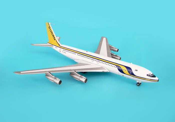 Sudan Airways 707-230