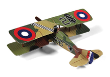 Spad XIII 2nd Lt. Frank Luke, 27th Aero Sqn., 1918