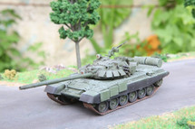 T-72BA (BM) Main Battle Tank