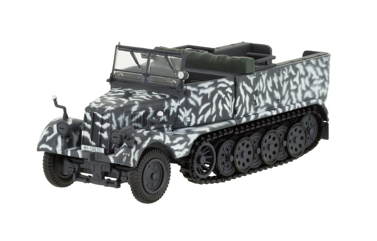 Hobby Master 1:72 Hanomag Sd.Kfz.11 Half-Track German 21.PzDiv Normandy HG5105