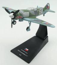 "La-7 Czechoslovak Air Force, ""White 64"", 1945"