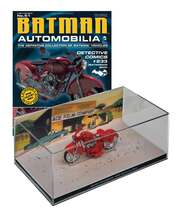 Batman Detective Comics #233 Batwoman Bike