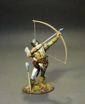 Lancashire Archer, THE BATTLE OF BOSWORTH FIELD 1485
