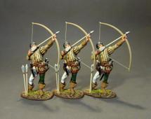 Lancashire Archers, THE BATTLE OF BOSWORTH FIELD 1485