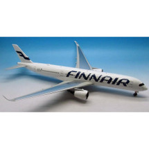Finnair Airbus A350-941 OH-LWA with stand FLAPS DOWN
