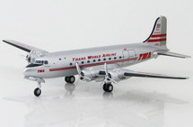 "Trans World Airline DC-4, NC45341 ""The Taj Mahal"""