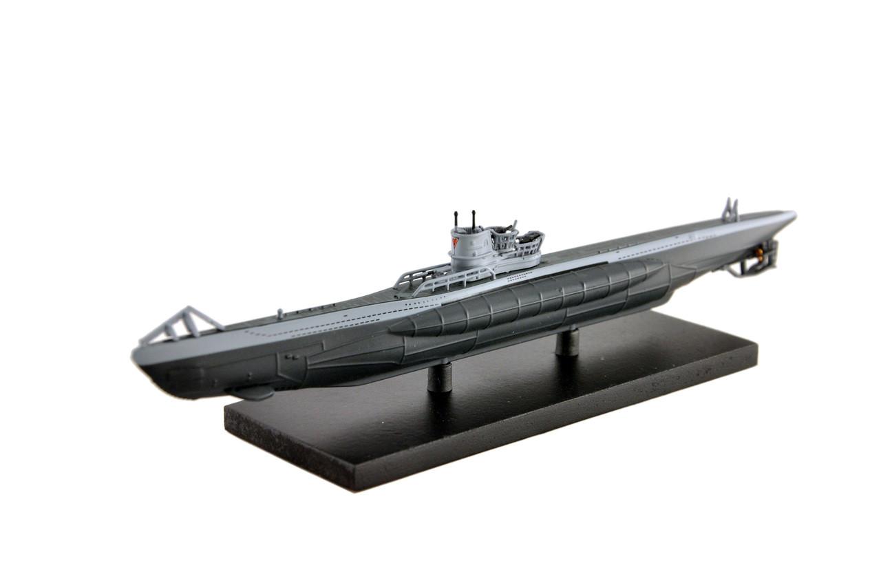 German submarine U-734