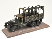 GMC CCKW 353, 6x6 U.S. Army World War II Workhorse