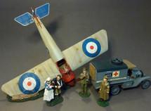 Crashed Morane-Saulnier, Morane-Saulnier Type N, Knights of the Skies