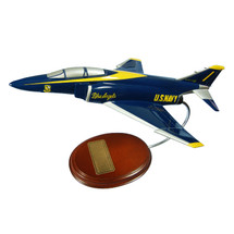 F-4 Phantom Blue Angels Mastercraft Models