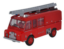 Land Rover FT6 Carmichael British Army Fire Service