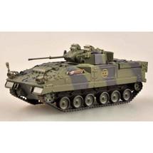 MCV-80 Warrior British Army 1st Btn, Germany, 1993