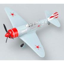 """La-7 Soviet Air Force 156th GFAR, """"White 93"""", Dolgushin"""