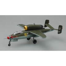 "He 162 Volksjager Luftwaffe 3./JG 1, ""Yellow 11"", Germany"