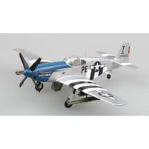 """P-51B Mustang #42-106872 """"Patty Ann II"""", John Thornell Jr"""