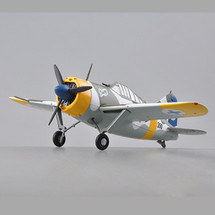 "F2A Buffalo Finnish Air Force 1/LeLv 24, ""White 0"""