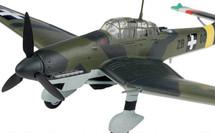 Ju 87D Stuka Display Model Hungarian Air Force 102./1, 1943