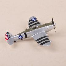 """REPUBLIC P-47D /""""RAZORBACK/"""" Die-cast EASY MODEL 1//72 n° 36422 USAAF 78TH FG"""
