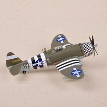 P-47D Thunderbolt USAAF 78th FG, #42-75462, France