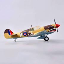 P-40M Warhawk RAF No.112 Sqn, FR509, Edward Ross, Sicily, 1943