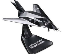 F-117A Nighthawk 8th FS Black Sheep, Unexpected Guest, Holloman AFB