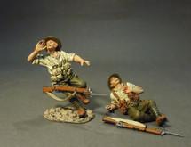 ANZAC Casualties w/ Weapons