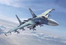 Su-33 Sea Flanker (Model Kit)