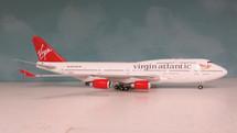 G-VHOT VIRIGN ATLANTIC 747-400