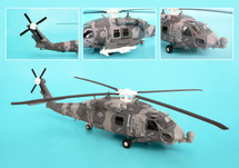 HH-60h Seahawk NH-614 HS6 Indians Display Model