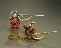 2 Line Infantry Skirmishing, 60th (ROYAL AMERICAN), REGIMENT OF FOOT