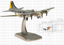 "B-17G ""Liberty Belle"" Display Model"