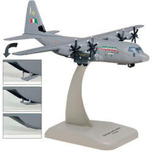 """C-130J Italian Air Force with Stand """"75000 Flight Hrs"""""""