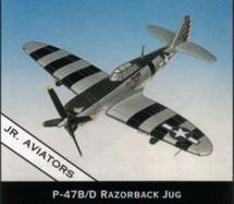 P-47B RAZORBACK 1/48