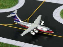 US Air (USA) BAE-146 N184US Gemini Diecast Display Model