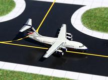 British Airways BAE-146 G-MANS Gemini Diecast Display Model
