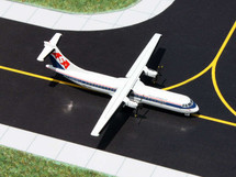 Delta Air Lines (USA) ATR-72 Gemini Diecast Display Model