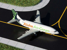 Aloha Cargo 737-200, N842AL Gemini Diecast Display Model