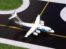 Air UK (UK) BAE-146 Gemini Diecast Display Model