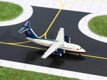 United Express BAE-146 Gemini Diecast Display Model
