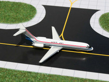 USA Jet Airlines DC-9 Gemini Diecast Display Model