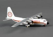Alaska Golden Nugget Firefighter L-100-30 Gemini Diecast Display Model