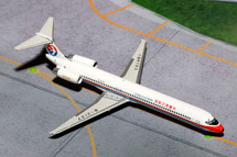 China Eastern Airlines MD-80 Gemini Diecast Display Model