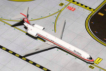 Meridiana (Italy) MD-80 Gemini Diecast Display Model