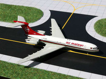 Air Malawi VC10 7Q-YKH Gemini Diecast Display Model
