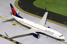 Delta Air Lines (USA) B737-800 Gemini Diecast Display Model