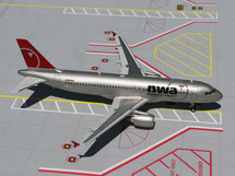 Northwest Airlines (USA) A320-200 Gemini Diecast Display Model